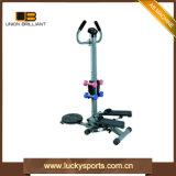 Manual de saúde doméstica Aeróbias Multifunção Fitness Twister com bar de Passo