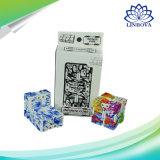 Cubo anti vendedor caliente de la tensión del cubo mágico mágico del cubo del juguete del cubo de la persona agitada del cráneo