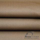 75D 230t Water & Wind-Resistant Piscina Sportswear casaco para tecidos Plaid Futebol 100% poliéster Jacquard Pongées Fabric (E237)