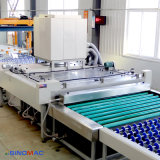 Aprobado CE completa automatización de cristal de laminación Línea de Producción