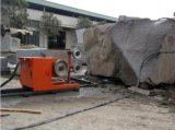Каменный провод вырезывания увидел машину для мраморный карьера
