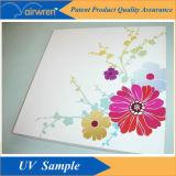 Принтер UV гольфа принтера A4 UV планшетный в случай телефона, кожа, керамическая