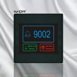 El panel al aire libre del sistema del timbre del hotel en el marco plástico del esquema (SK-dB2300S2-R)
