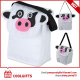 Sacchetto promozionale bello del regalo del dispositivo di raffreddamento con la stampa animale