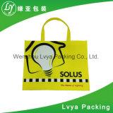 Saco de compras de material não tecidos, Non-Woven sacos de embalagem da lâmpada, sacos de promoção
