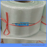 Tela Roving tecida fibra de vidro da tela da fibra de vidro para a tubulação da torre refrigerando do barco