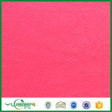 Panno morbido polare del lenzuolo di colore solido con Anti-Pilling tessuto fatto in Cina