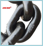 Marine Hardware G80 Alloy Steel Galvanized Face lift Link Chain