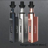 2017년 Kanger는 제품 Subox 소형 C Vape 장비를 격상시켰다