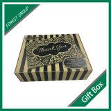 贅沢なボール紙のペーパー磁気閉鎖ボックス