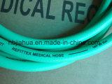 Tubo de oxígeno/Gas Médico/médica la manguera del tubo de gas