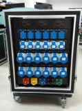 24 Kanal-elektrischer Anschlusskasten mit Anschlüssen 16A