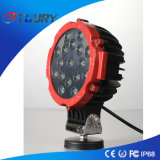 7 '' Epistar Spot / Flood LED Work Light Lampe de travail à LED 51W