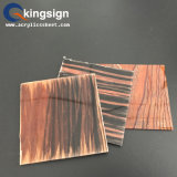 Деревянная доска Acrylic листа Acrylic зерна 3mm