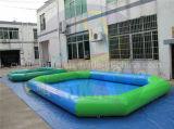 Fabrik-Preis-aufblasbarer Swimmingpool, Wasser-Pool für Verkäufe