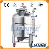 Réservoir de stockage de produits chimiques conteneur de stockage en acier inoxydable