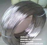 描き直されたワイヤー、高炭素の鋼線、エレクトロ。 電流を通された鋼線