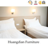卸し売りシンプルな設計3のTarのホテルの寝室の家具(HD422)