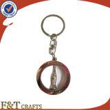 Kundenspezifisches kleiner Schlüsselhalter-Schlüsselring-förderndes Metall Keychain für Geschenk