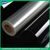 Impressão Digital a preço de fábrica dos rolos de filme PET transparente