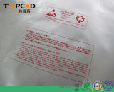 ケイ酸ゲルの乾燥性があるパッキングアルミホイル袋