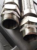 Edelstahl-Gebrüll-flexibles Metallflatterdämpfer