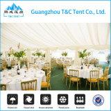 шатёр свадебного банкета PVC 30X60m шатер большого напольного белый для сбывания