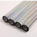 los 0.64m*120m las láminas para gofrar calientes del laser para las tarjetas para toda la seda del papel/del lápiz de las clases/el material plástico