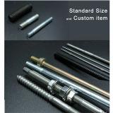 HDG DIN975 ASTM193 de la barra roscada de Industria