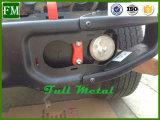 4X4 Rubicon Hard Rock de bouclier avant d'accessoires pour Jeep Wrangler