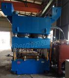Placa da porta de Dhp 2000t que grava a máquina da imprensa hidráulica