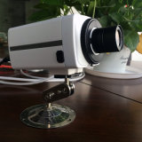 1080P IP van de Doos van het Sterrelicht van kabeltelevisie van Lux van de Beelden van de kleur Lage Camera