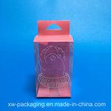 装飾的なパッケージのための小さい折りたたみのプラスチックの箱