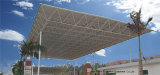 Étalage de modèle de réseaux de plafond d'exposition