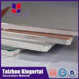 Panneau composé en aluminium d'Alucoworld avec la qualité
