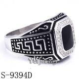 Klassiek Ontwerp 925 de Echte Zilveren Ring van Juwelen