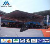 Stahlrahmen-Ereignis-Zelt Hall mit Kassetten-Bodenbelag