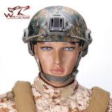 Casco plástico táctico del casco rápido de los militares Mh de Fma
