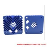Preiswertes hohes Präzisions-Puder-Beschichtung-CNC maschinell bearbeitetes Teil