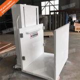 Вертикальный лифт гидровлического подъема дома кресло-коляскы платформы для сбывания
