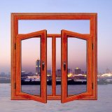 Portello del blocco per grafici della bella maschera e servizio di alluminio della Cina della finestra