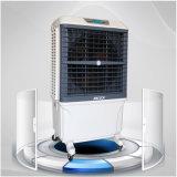 Grande ventilatore assiale evaporativo portatile di telecomando con la visualizzazione di umidità