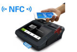 이중 스크린 인쇄 기계를 가진 Bluetooth 인조 인간 POS 강타 카드 판독기