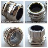 Напряжение питания на заводе пыленепроницаемость гибкие SS316 кабельный сальник