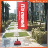 広告のための屋外の涙のフラグの上陸海岸表示旗7メートルの(モデルNo.: ZS-021)