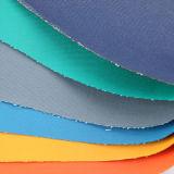 Cuoio tessuto durevole del Faux del PVC dell'unità di elaborazione del reticolo di vendita calda per le borse