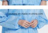 100%полиэстер с угольными ESD антистатической одежды