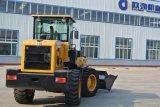 아주 새로운 무거운 장비 도로 건축기계 2.8 톤 바퀴 로더