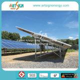 Установка соединения на массу PV кронштейны стеллаж для крепления панели солнечных батарей