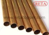 ASTM B88 Soft temperar o tubo de cobre
